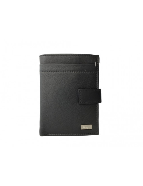 Man's wallet with RFID protection